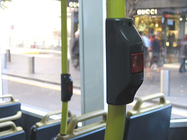 バスの降りる前に押すボタン バスの降りる前に押すボタン 前のページに戻る Copyright (